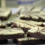 Marbled Mint Brownies recipe