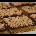 Marbled Toffee Bars recipe