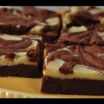 Marie's Cream Cheese Brownies recipe