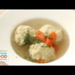 Matzo Drop Cookies recipe
