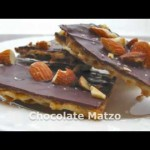 Matzo Strawberry Tart recipe