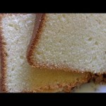 Moist Cream Cheese Pound Cake recipe