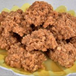 No-Bake Butterscotch Cookies recipe