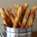 No-Knead Bread Sticks recipe