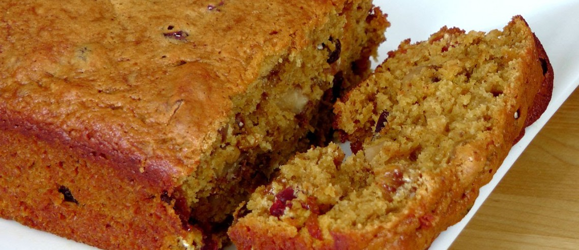 Nutty Banana Bread Recipe Cooking Blog