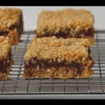Oat-Date Bars recipe