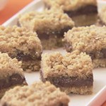 Oatmeal Caramel White Chip Bars recipe