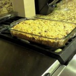 Oatmeal Raisin Bars recipe