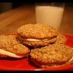 Oatmeal Raisin Whoopie Pies recipe