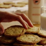 Old-Fashioned Cracked Sugar Cookies recipe