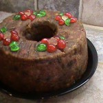 Old-Fashioned Holiday Fruit Cake recipe