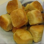 One-Hour Rolls recipe