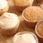 Orange Buttercream Frosting recipe