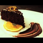 Orange-Chocolate Cake recipe