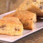 Orange-Pecan Scones recipe
