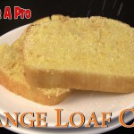 Orange Tea Bread recipe
