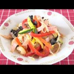 Oriental Stir-Fry Pizza recipe