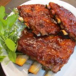 Oven-Roasted Spareribs recipe