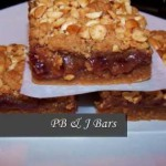 P. B. Chips and Jelly Bars recipe