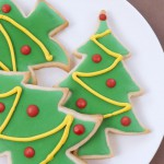 Painted Sugar Cookies recipe