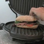 Panini with Gorgonzola and Greens recipe