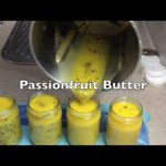 Passion Fruit Butter recipe