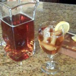 Passion Peach Iced Tea recipe