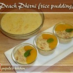 Peach Rice Pudding recipe