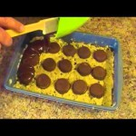 Peanut Butter Chocolate Cookie Cups recipe