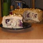 Peanut Butter 'N Jelly Cake recipe