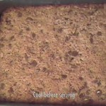 Peanut Gooey Bars recipe