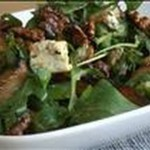 Pear Salad with Blue Cheese recipe