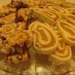 Pecan Log Roll recipe