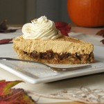 Pecan Pumpkin Torte recipe