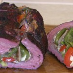 Peppered Beef Tip Roast recipe