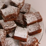 Peppermint Pattie Brownies recipe