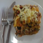 Plantain and Beef Pie recipe