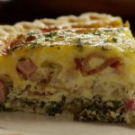 Plantation Quiche recipe
