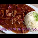 Plum Barbecue Sauce recipe