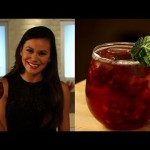 Pomegranate Julep recipe