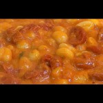 Potato Gnocchi with Tomatoes and Fresh Mozzarella recipe