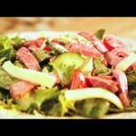 Provolone Pepper Salad recipe