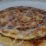 Pumpkin Cinnamon Pancakes recipe