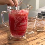 Raspberry Tea Spritzer recipe