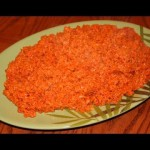 Red Rice recipe