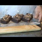 Rich Peanut Butter and Chocolate Brownies recipe