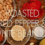 Roasted Red Pepper and White Bean Dip recipe