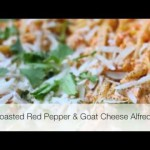 Roasted Red Pepper, Ham and Parsley Torte recipe
