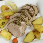 Rosemary Garlic Tenderloin recipe
