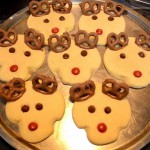 Rudolph's Antlers recipe